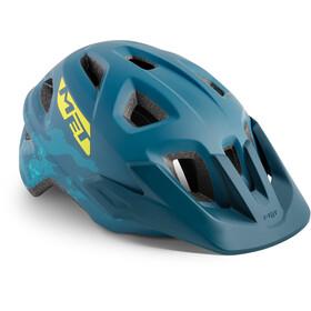 MET Eldar - Casco de bicicleta Niños - Azul petróleo